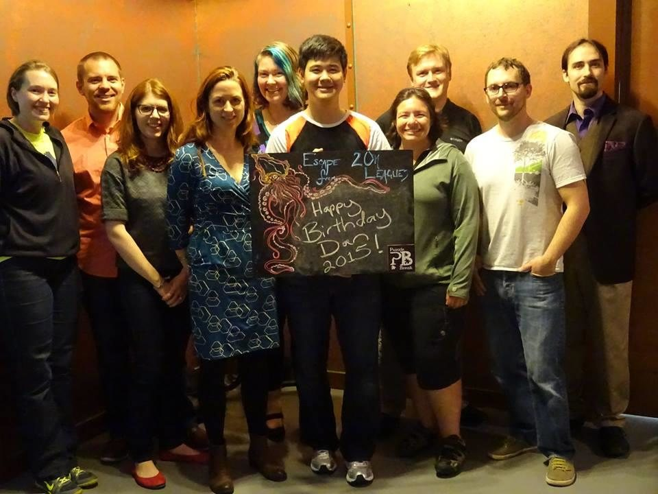 Escape Room Seattle Hours