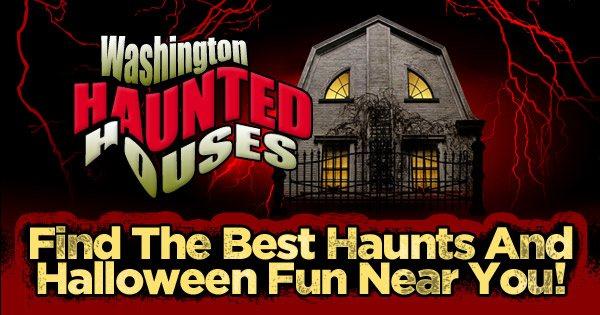 Halloween Events 2020 Washington State Washington Haunted Houses   Your Guide to Halloween in Washington